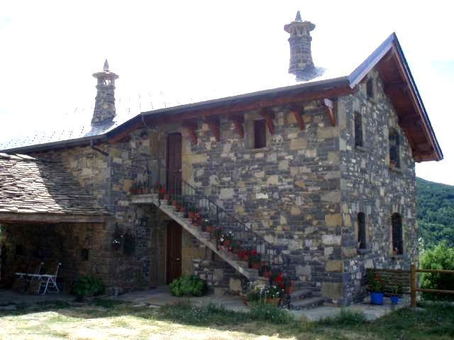 casa rural pirineos